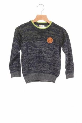 Детски пуловер Steiff, Размер 2-3y/ 98-104 см, Цвят Многоцветен, 50% вълна, 50% акрил, Цена 44,85лв.