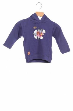 Детски суичър Gelati, Размер 9-12m/ 74-80 см, Цвят Син, 95% памук, 5% еластан, Цена 11,66лв.