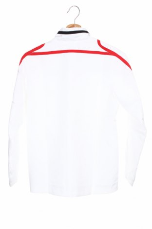 Детско спортно яке Jako, Размер 11-12y/ 152-158 см, Цвят Бял, Полиестер, Цена 44,85лв.