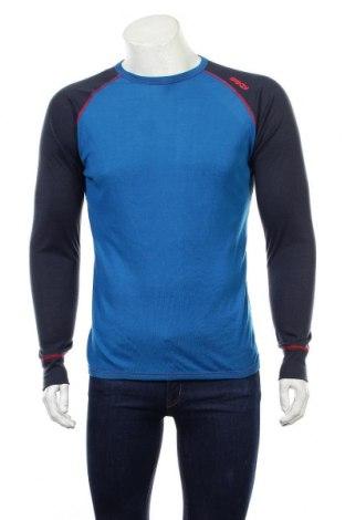 Ανδρική μπλούζα Sway, Μέγεθος L, Χρώμα Μπλέ, 100% πολυεστέρας, Τιμή 6,75€