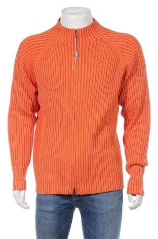 Мъжка жилетка Edward Spiers, Размер XXL, Цвят Оранжев, Памук, Цена 52,00лв.