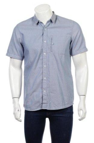 Ανδρικό πουκάμισο Cropp, Μέγεθος M, Χρώμα Μπλέ, Βαμβάκι, Τιμή 8,62€