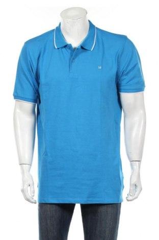 Ανδρικό t-shirt Liu Jo, Μέγεθος 3XL, Χρώμα Μπλέ, 95% βαμβάκι, 5% ελαστάνη, Τιμή 19,55€