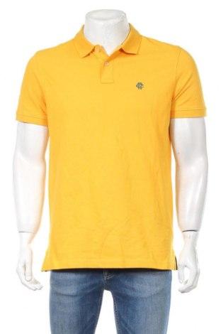 Męski T-shirt McNeal, Rozmiar M, Kolor Żółty, Bawełna, Cena 44,00zł