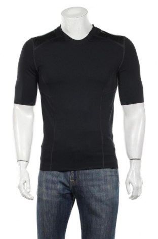 Męski T-shirt Under Armour, Rozmiar L, Kolor Czarny, 55% poliester, 45% elastyna, Cena 127,50zł