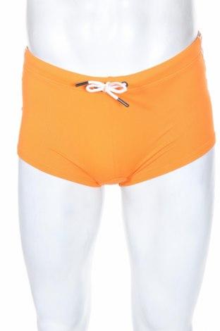 Ανδρικά μαγιό Emporio Armani Swimwear, Μέγεθος M, Χρώμα Πορτοκαλί, 92% πολυαμίδη, 8% ελαστάνη, Τιμή 26,38€