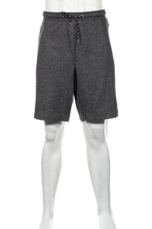 Ανδρικό κοντό παντελόνι Angelo Litrico, Μέγεθος XL, Χρώμα Γκρί, 67% βαμβάκι, 33% πολυεστέρας, Τιμή 12,62€