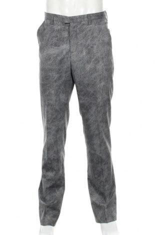 Мъжки панталон J.Lindeberg, Размер M, Цвят Сив, 75% полиестер, 21% вискоза, 4% еластан, Цена 9,50лв.