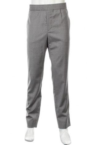 Мъжки панталон J.Lindeberg, Размер XL, Цвят Сив, Вълна, Цена 29,40лв.