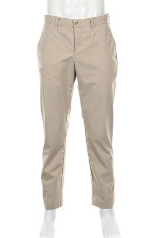 Мъжки панталон J.Lindeberg, Размер M, Цвят Бежов, 100% полиестер, Цена 13,65лв.