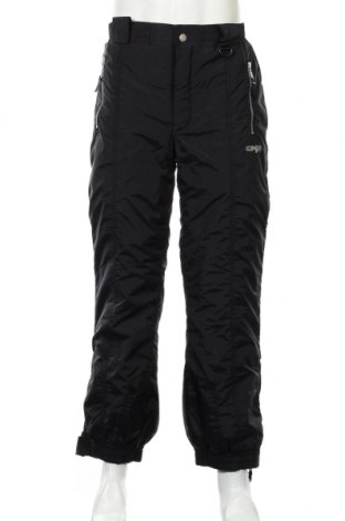 Ανδρικό παντελόνι για χειμερινά σπορ CMP, Μέγεθος S, Χρώμα Μαύρο, Πολυαμίδη, Τιμή 27,28€