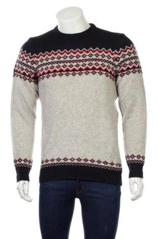 Męski sweter Marks & Spencer, Rozmiar S, Kolor Kolorowy, 52% wełna, 48%akryl, Cena 78,00zł