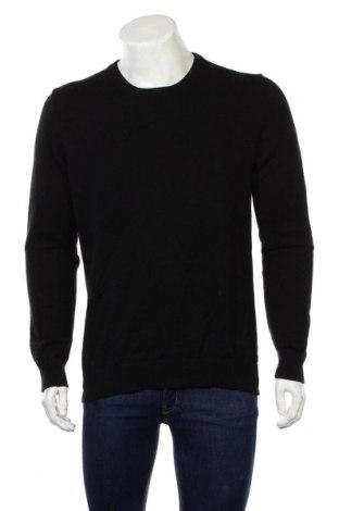 Męski sweter Royal Class, Rozmiar L, Kolor Czarny, Bawełna, Cena 72,00zł