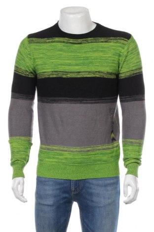 Męski sweter Sub Culture, Rozmiar M, Kolor Kolorowy, 75% bawełna, 25%akryl, Cena 81,00zł