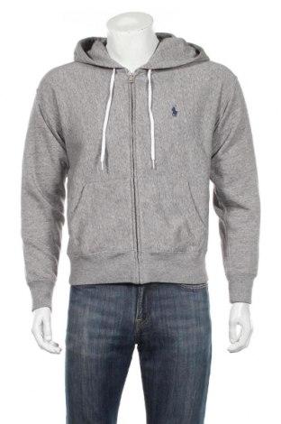 Ανδρικό φούτερ Polo By Ralph Lauren, Μέγεθος S, Χρώμα Γκρί, 84% βαμβάκι, 16% πολυεστέρας, Τιμή 38,27€