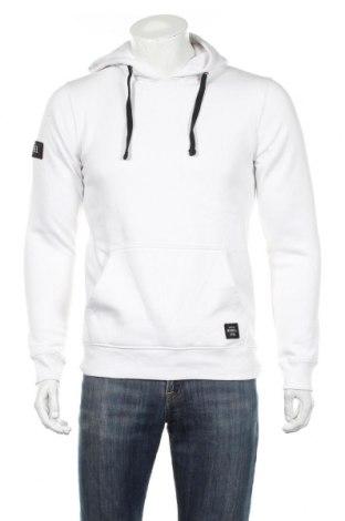 Męska bluza Rebel, Rozmiar S, Kolor Biały, 60% bawełna, 40% poliester, Cena 91,88zł