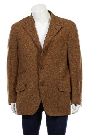 Ανδρικό σακάκι CC Collection, Μέγεθος XL, Χρώμα  Μπέζ, Μαλλί, Τιμή 17,54€