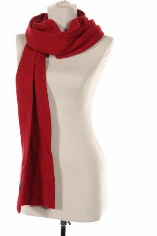 Šál  Abercrombie & Fitch, Farba Červená, 40% polyamide, 30% merino , 30% bavlna, Cena  31,75€