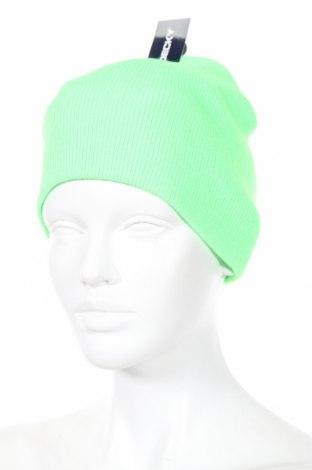 Шапка Decky, Цвят Зелен, Акрил, Цена 10,64лв.