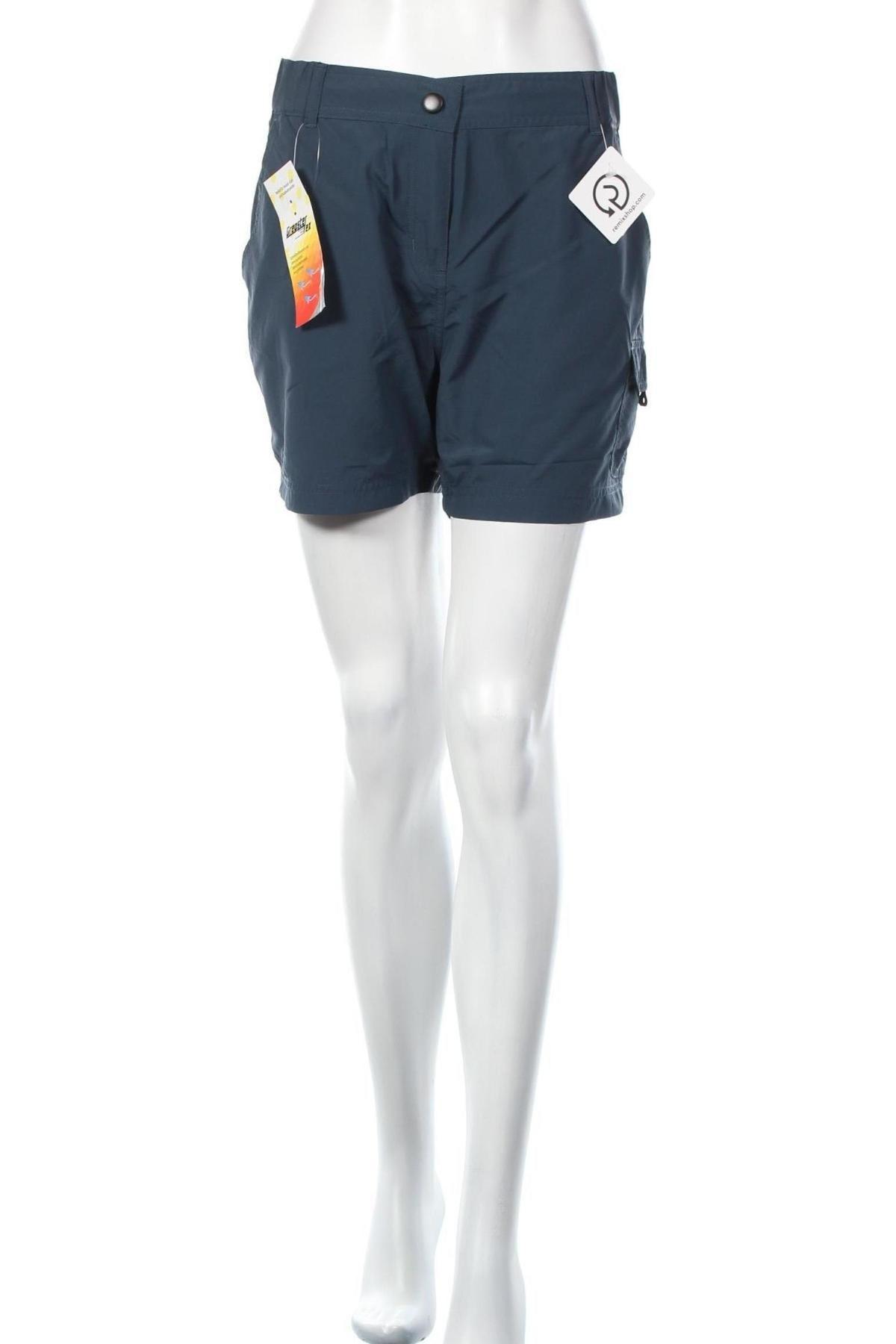 Дамски къс панталон Gregster, Размер XL, Цвят Син, Полиамид, Цена 3,04лв.