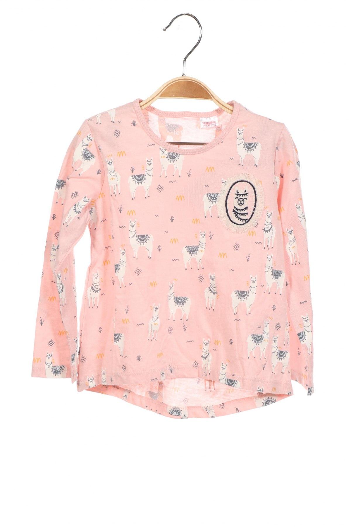 Детска блуза Lefties, Размер 12-18m/ 80-86 см, Цвят Многоцветен, 100% памук, Цена 7,84лв.