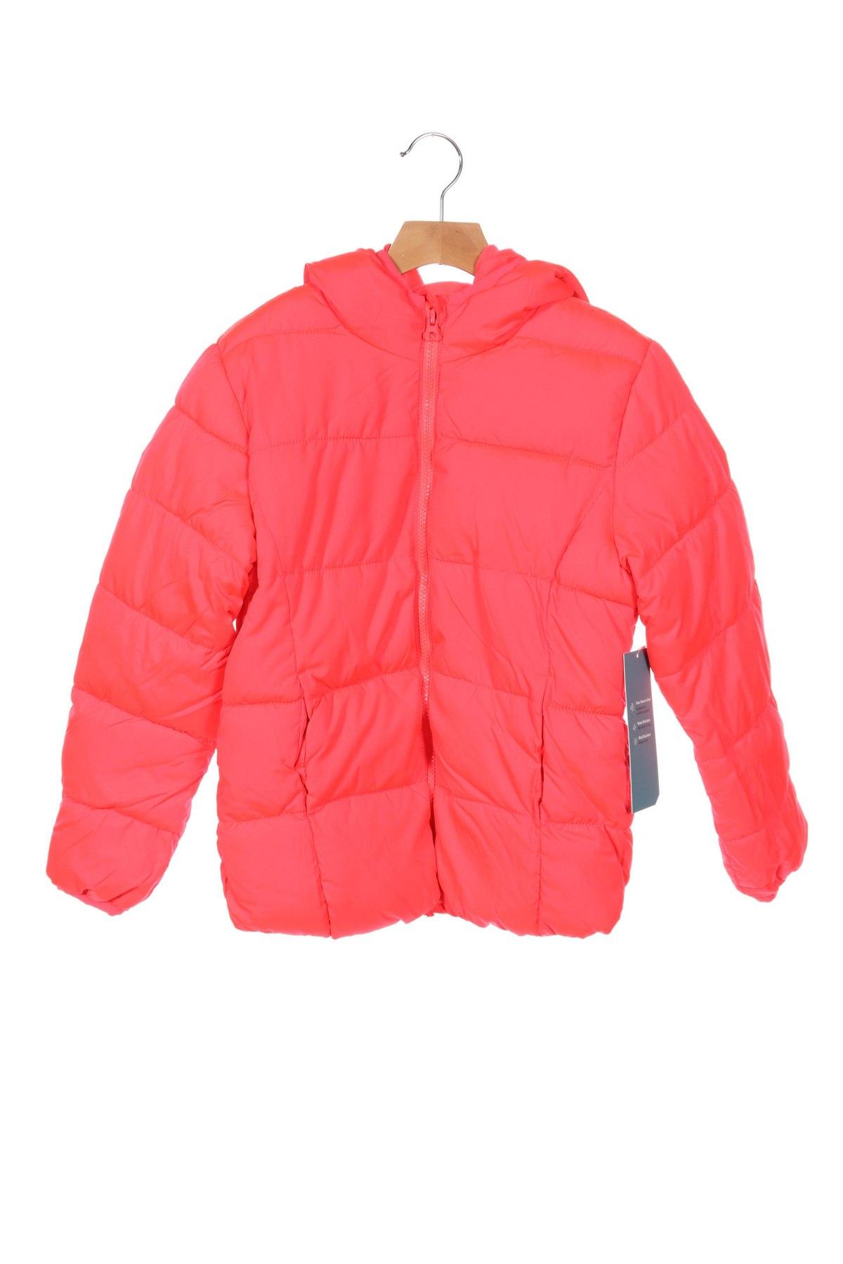 Детско яке Old Navy, Размер 11-12y/ 152-158 см, Цвят Розов, Полиестер, Цена 78,32лв.