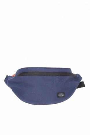 Чанта за кръст Dickies, Цвят Син, Текстил, Цена 22,05лв.