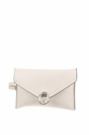 Τσάντα Zara, Χρώμα  Μπέζ, Δερματίνη, Τιμή 17,17€
