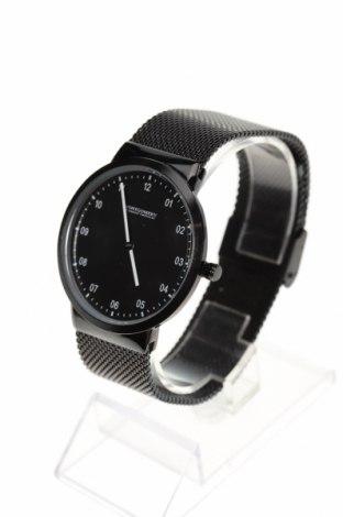Ρολόι Montgomery, Χρώμα Μαύρο, Μέταλλο, Τιμή 49,68€