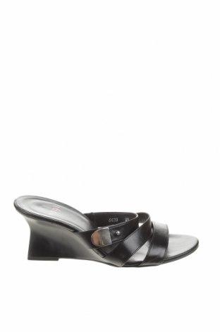 Pantofle Hogl, Velikost 36, Barva Černá, Pravá kůže, Cena  572,00Kč