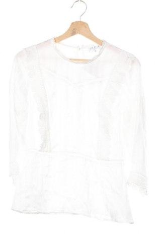 Дамска блуза Claudie Pierlot, Размер M, Цвят Бял, Вискоза, полиестер, Цена 76,50лв.