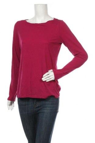 Дамска блуза Comma,, Размер L, Цвят Розов, 87% полиамид, 13% еластан, Цена 22,25лв.