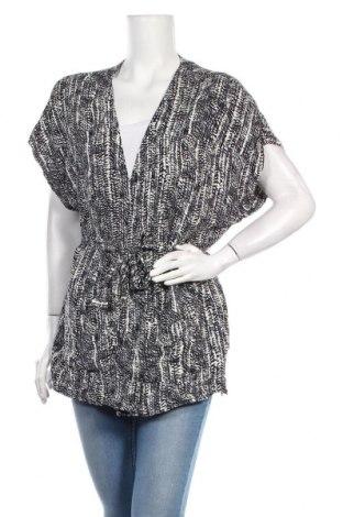 Дамска блуза Lola & Liza, Размер XL, Цвят Черен, Вискоза, Цена 15,30лв.