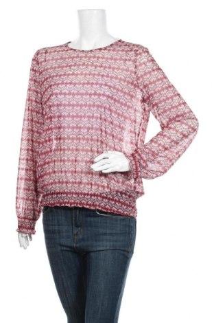 Dámská halenka Montego, Velikost L, Barva Vícebarevné, 95% polyester, 5% elastan, Cena  113,00Kč