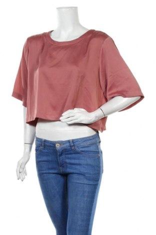 Дамска блуза Native Youth, Размер L, Цвят Пепел от рози, Полиестер, Цена 8,40лв.