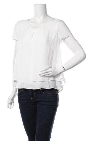 Bluză de femei S.Oliver, Mărime M, Culoare Alb, Poliester, Preț 22,70 Lei