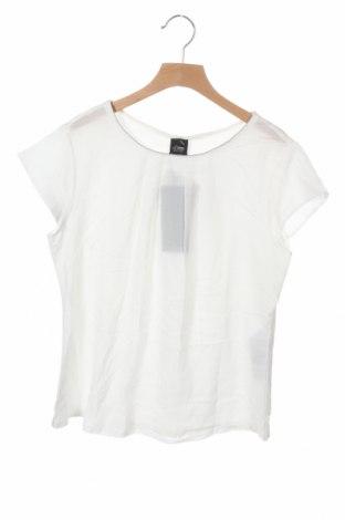 Bluză de femei S.Oliver, Mărime XS, Culoare Alb, 94% viscoză, 6% elastan, Preț 20,39 Lei