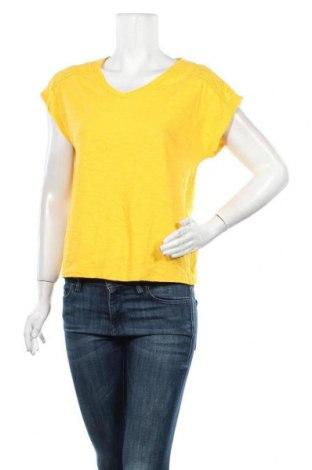 Bluză de femei S.Oliver, Mărime XS, Culoare Galben, Bumbac, Preț 22,70 Lei