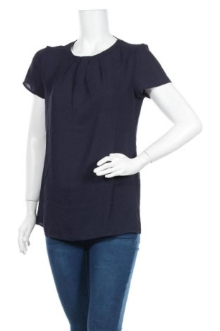 Bluză de femei S.Oliver, Mărime S, Culoare Albastru, Poliester, Preț 21,05 Lei