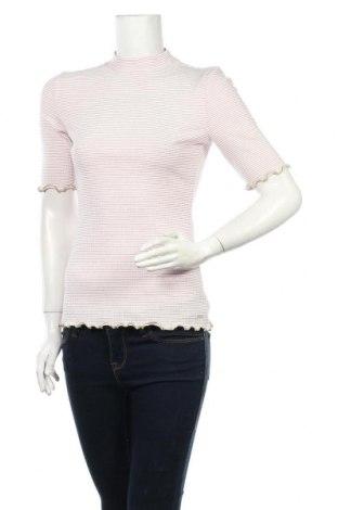Γυναικεία μπλούζα Tom Tailor, Μέγεθος S, Χρώμα Λευκό, Τιμή 18,95€