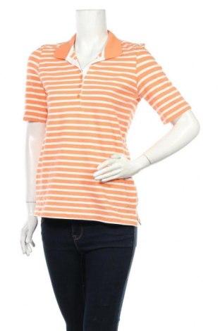 Γυναικεία μπλούζα Tom Tailor, Μέγεθος L, Χρώμα Πορτοκαλί, 95% βαμβάκι, 5% ελαστάνη, Τιμή 6,06€