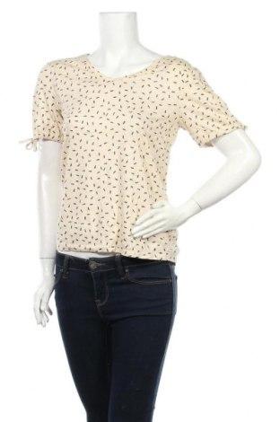 Γυναικεία μπλούζα Tom Tailor, Μέγεθος S, Χρώμα  Μπέζ, Τιμή 4,55€