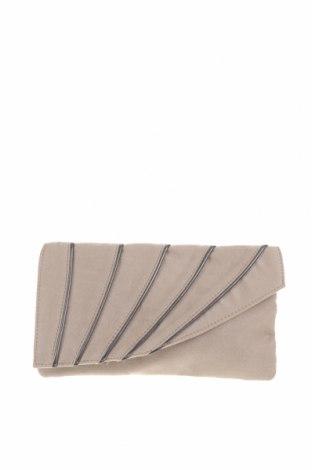 Дамска чанта Dorothy Perkins, Цвят Сив, Текстил, Цена 21,75лв.