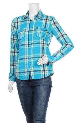 Дамска риза Aeropostale, Размер M, Цвят Многоцветен, Памук, Цена 4,73лв.