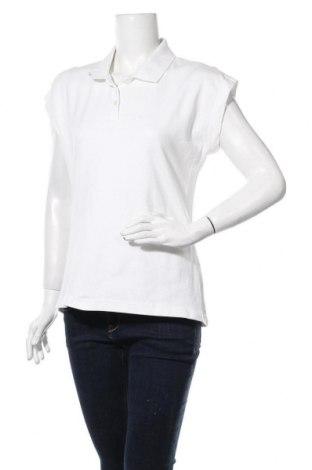 Дамска тениска Fila, Размер XL, Цвят Бял, Памук, Цена 34,50лв.