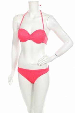 Dámské plavky  Admas, Velikost M, Barva Růžová, 90% polyester, 10% elastan, Cena  323,00Kč