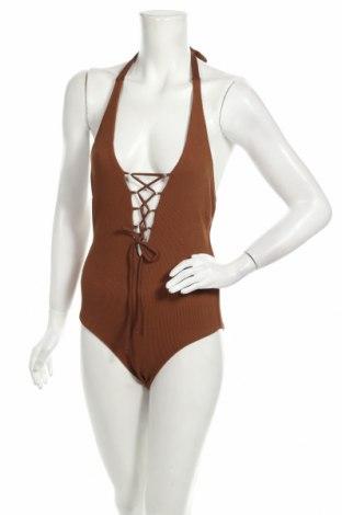 Costum de baie de damă Women'secret, Mărime S, Culoare Maro, 75% poliamidă, 25% elastan, Preț 96,61 Lei