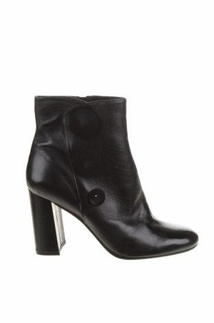 Дамски боти Alberto Zago, Размер 42, Цвят Черен, Естествена кожа, Цена 97,25лв.