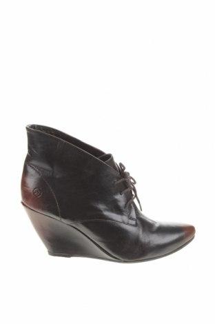 Дамски боти Bronx, Размер 40, Цвят Черен, Естествена кожа, Цена 62,40лв.