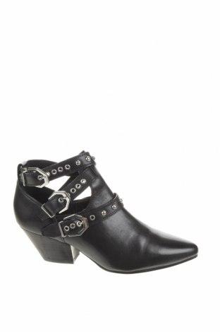 Дамски боти Bronx, Размер 41, Цвят Черен, Естествена кожа, Цена 74,70лв.